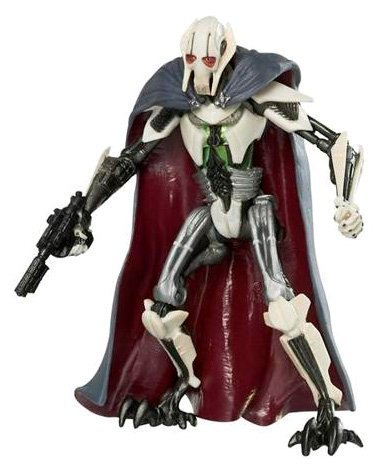 Star Wars - The Saga Collection - Episode III Revenge of the Sith - Basic Figure - General Grievous