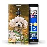 Stuff4 Phone Case for Nokia Lumia 1520 Popular Dog/Canine