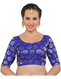 Studio Shringaar Women S Saree Blouses Online Buy Studio Shringaar