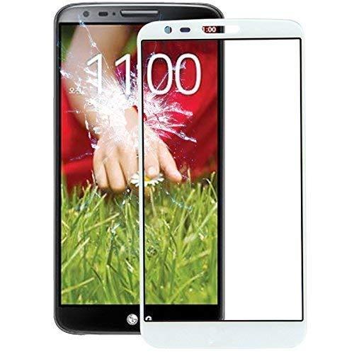 LG G2 Front Glas Glass Displayglas Screen + Werkzeug Weiß (Lg G2 Display Lcd Austausch)