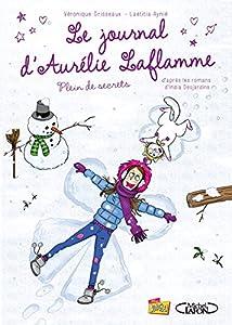 """Afficher """"Le Journal d'Aurélie Laflamme. 4, plein de secrets"""""""
