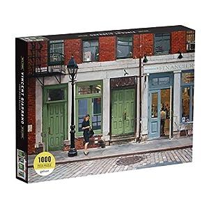 New York, New York - Vincent Giarrano: 1000 Piece Puzzle