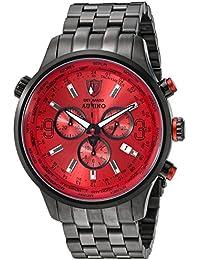 DETOMASO Herren-Armbanduhr Aurino Analog Quarz DT1061-B
