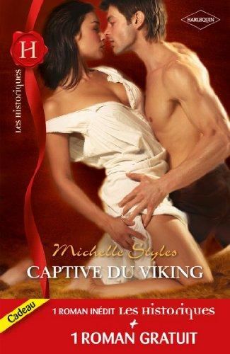 Captive du viking - L'épouse insoumise (Les Historiques) (French Edition)
