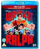 Wreck It Ralph [Blu-ray] [UK Import]