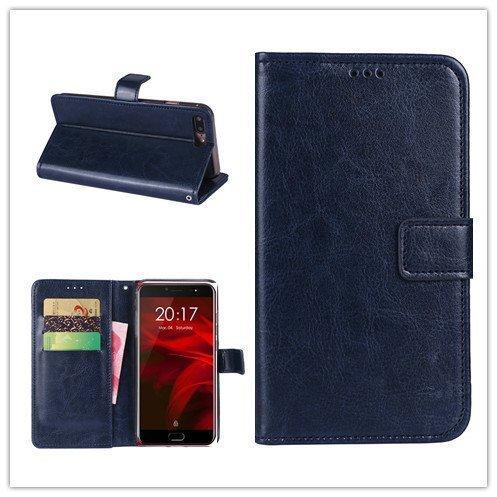 Funda® Flip Brieftasche Hülle für Homtom HT50 (Muster 6)