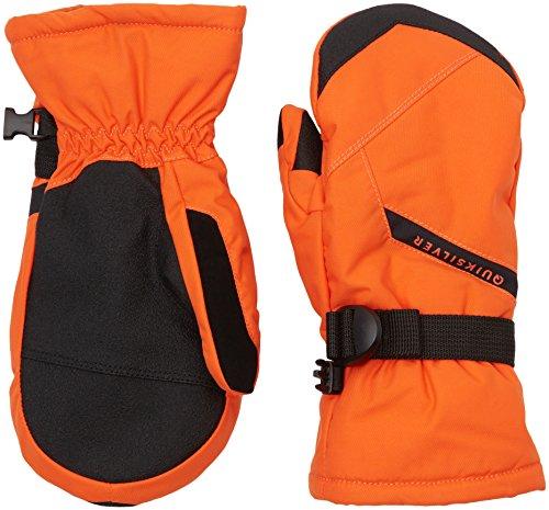 Quiksilver EQBHN03007-NMJ0-L_orange_L - Guanti da sci uomo, L, colore: Arancione arancione