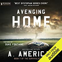 Avenging Home: The Survivalist Series, Book 7