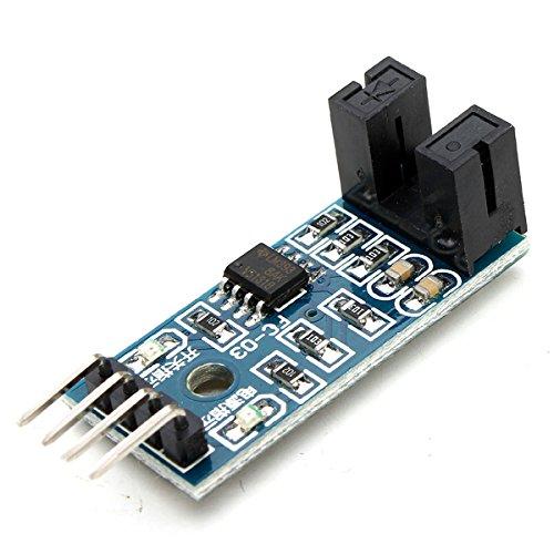 Ladicha Drehzahl Mess Sensor Counter Motor Test Groove Koppler Module Für Arduino