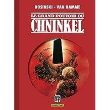 Le grand pouvoir de Chninkel