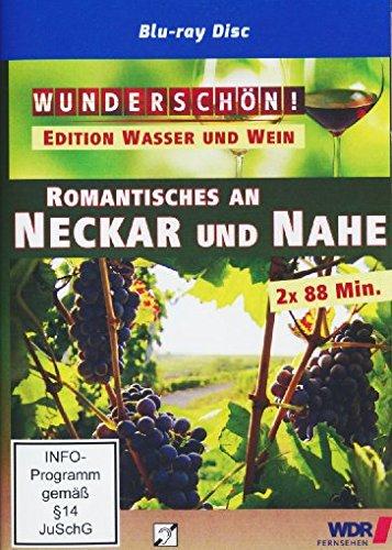 Edition Wasser und Wein: Romantisches an Neckar und Nahe [Blu-ray]