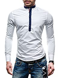 BY MIRZAD - Chemise casual - à manches longues – BY MIRZAD 5779 - Homme