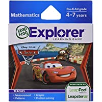 LeapFrog Explorer Game: Disney-Pixar Cars 2 (for LeapPad and Leapster)