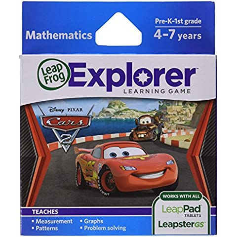 Leap Frog Pixar Cars 2, EN - libros (EN, ENG)