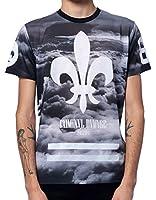 Criminal Damage Fleur Storm Clouds T-Shirt