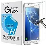 Galaxy J5 2016 Glas Folie Schutzfolie Panzerfolie Displayschutzfolie,2 Stück Yica 9H Hartglas Glasfolie Displayschutzglas Folie Screen Protector für Samsung Galaxy J5 2016