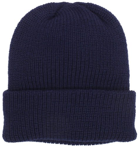 Chaos Delta Bulky Watch Cap, Navy, One Size