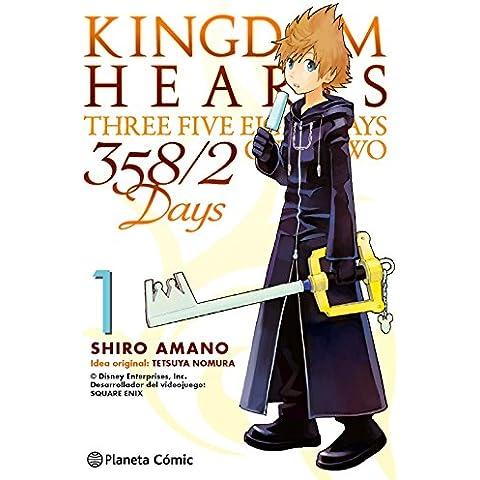 Kingdom Hearts. 358/2 Days 1