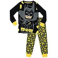Lego Batman Boys Batman Pyjamas - Snuggle Fit - Ages 4 to 13 Years