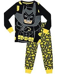 Lego Batman - Pijama para Niños - Lego Batman - Ajuste Ceñido