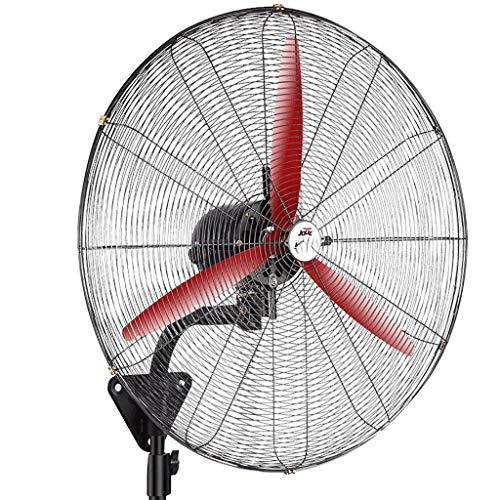 Koovin Ventilador de Pared Industrial con oscilación de 150 °-Ventilador de Montaje...