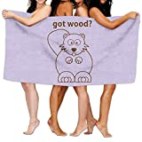 longkouishilong Strandtücher Handtücher Barbie Wants to Be Me 1 Microfiber Fast Drying Bath Towels Swimming Camping Towel,Adults Spa Bath Towel 31x51 Inches