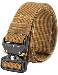 Unisex Taktischer Gürtel Schwerlast-Utility Taillen Gurt Schnellverschluss Military Style Shooters Nylon Verstellbare Gürtel