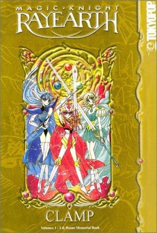Magic Knight Rayearth Box Set #1 (November 19,2002)