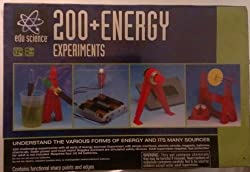 200+ Energy Experiments (Education Science)