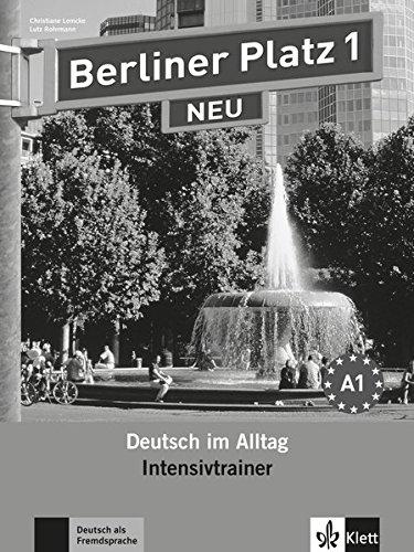 Berliner Platz Neu: Intensivtrainer 1 por Christiane Lemcke