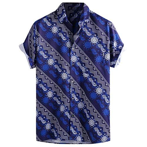 T-Shirts Mann Kurzarm Stehkragen Elegantes Sport T-Shirt Junge Lustiges seltsames T-Shirt Kurzarm Detail Gym Shirt