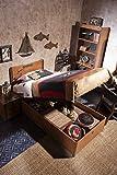 Cilek PIRATE Bett mit Stauraum Kinderbett 90x200 cm