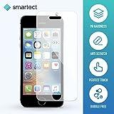 smartect iPhone SE/5/5s/5c Panzerglas Folie - Displayschutz mit 9H Härte - Blasenfreie Schutzfolie - Anti Fingerprint Panzerglasfolie