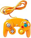 Classic Controller for GameCube (Orange) -