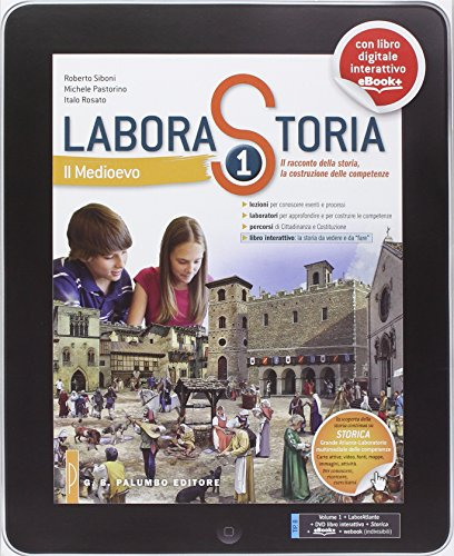 Laborastoria. Per la Scuola media. Con e-book. Con espansione online: 1