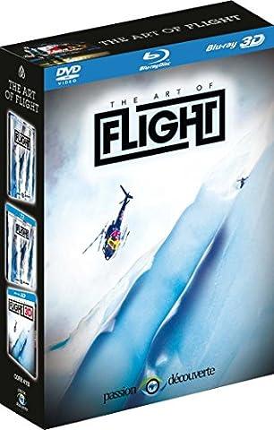 THE ART OF FLIGHT (Combo DVD, Blu-Ray, Blu-Ray 3D) [Combo Blu-ray 3D + Blu-ray + DVD]