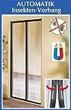Wenko Fliegengitter Tür Türvorhang Insektenschutz Mückenschutz magnetisch