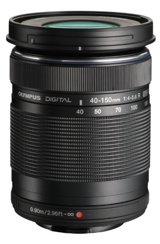 Olympus M.Zuiko ED 40-150mm f4.0-5.6 R MILC Tele - segunda mano  Se entrega en toda España
