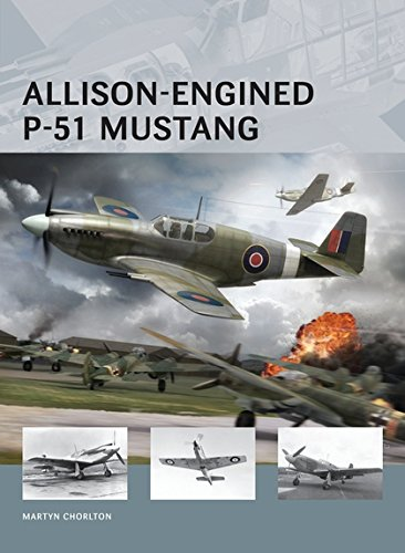 Allison-Engined P-51 Mustang (Air Vanguard)
