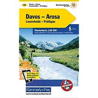 Davos / Arosa 13 k&f GPS