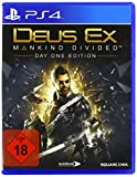 Deus Ex: Mankind Divided Day One Edition (USK ab 18 Jahre) PS4