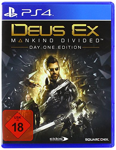 Deus Ex: Mankind Divided  [PlayStation 4] -