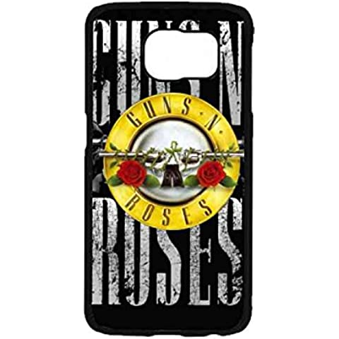 Samsung Galaxy S7, cellulare Guns N 'Roses, cellulare Guns N' Roses TPU Custodia, Samsung Galaxy S7 Guns N 'Roses, cellulare Guns N' Roses US americana Hard Rock band, cellulare Guns N 'Roses per gli uomini - Americano Hard Rock