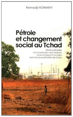 Pétrole et changement social au Tchad