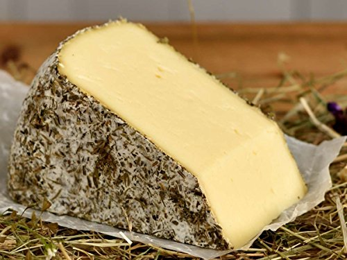 Cailladou de Savoie - Kräuterkäse aus Frankreich - Kräuterrinde verzehrbar