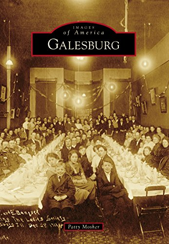 Galesburg (Images of America) (English Edition)