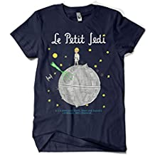 1913-Camiseta Star Wars - Le Petit Jedi (Saqman)