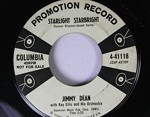 jimmy-dean-45-rpm-starlight-starbright-makin-my-mind-up