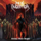 Metal Inquisitor: Ultima Ratio Regis (Ltd.Gatefold/White Vinyl) [Vinyl LP] (Vinyl)