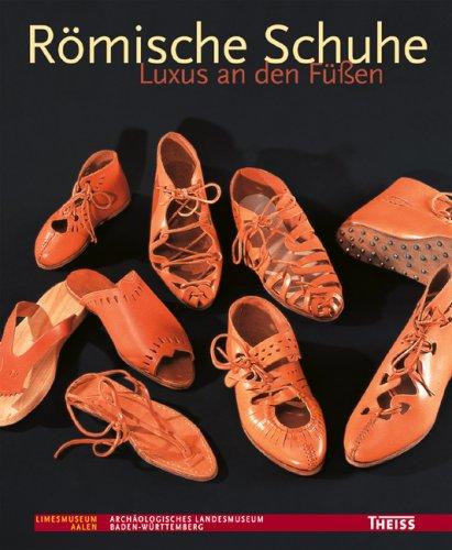 Römische Schuhe: Luxus an den - Kleidung Antike Römische